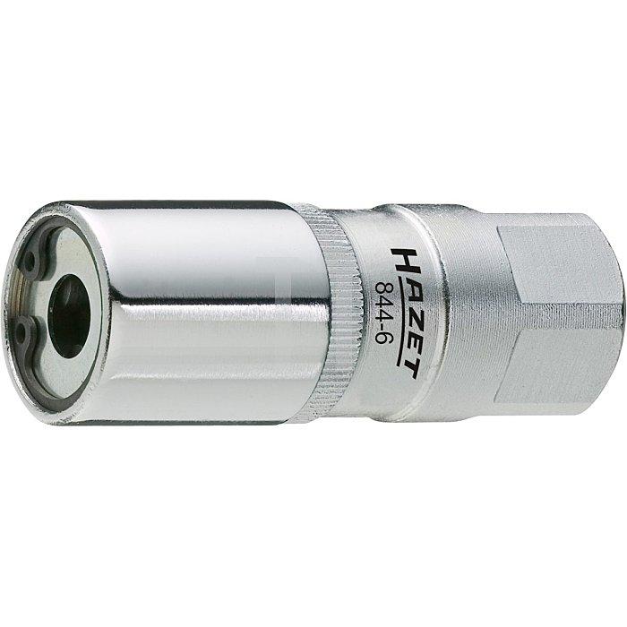 HAZET Stehbolzen-Ausdreher - Vierkant hohl 12,5 mm (1/2 Zoll)