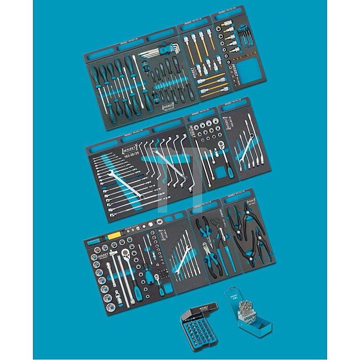 HAZET Werkzeug-Sortiment - Anzahl Werkzeuge: 257