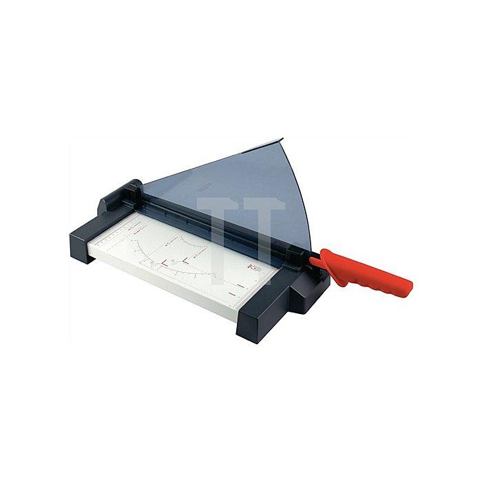 Hebelschneider f.DIN A4 Schnitt-L.325mm L605xB280xH75mm