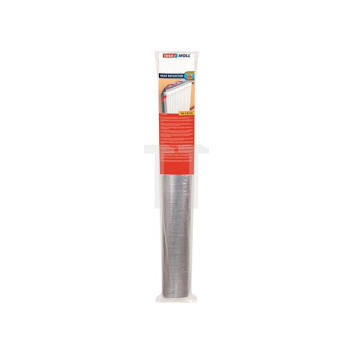 Heizkörpen-Reflektorfolie 1m x 0,7m Aluminium kaschierete Folie