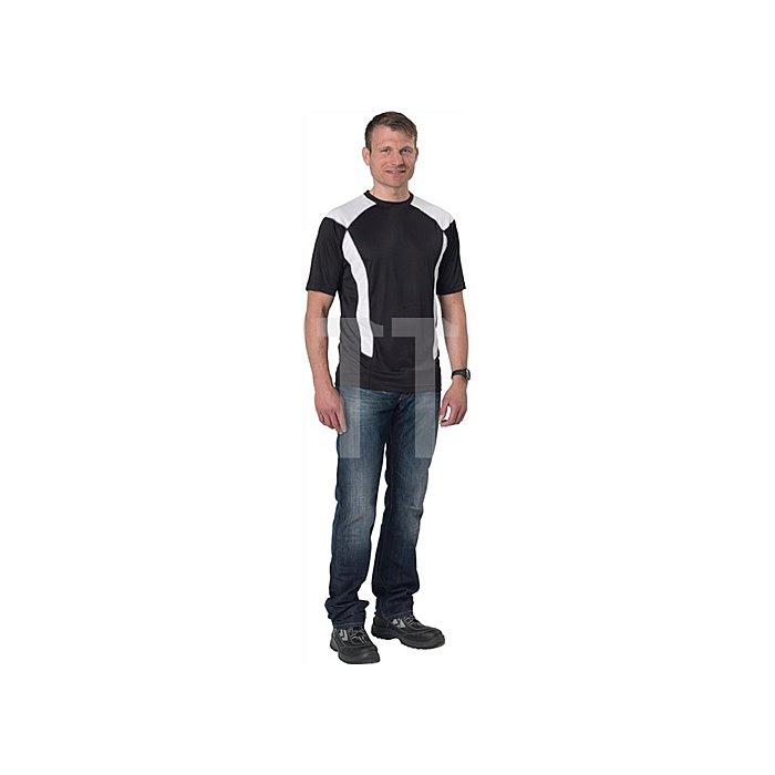 Herren Cool Dry T-Shirt Gr.XXL schwarz
