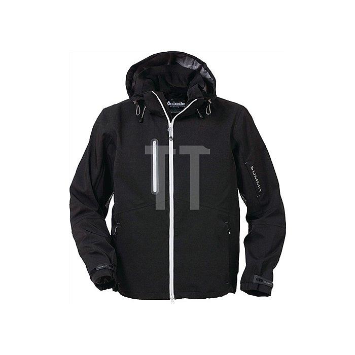 Herren Outdoor Jacke Gr.XL schwarz