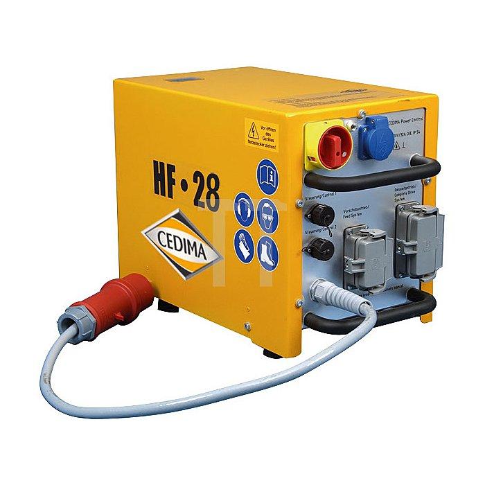HF-28 Hochfrequenzsteuerung 27 kW