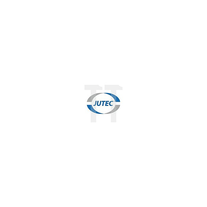 Hitzeschutzjacke DIN EN ISO 11612 Gr.58 gegen Hitze L.800mm Jutec Aramit/Alu.