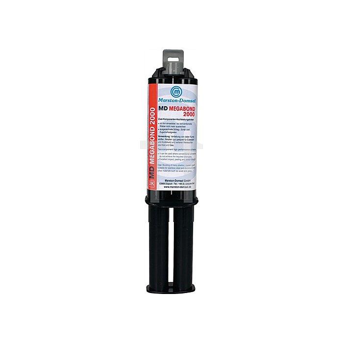 Hochleistungskleber 25ml i.Doppelspritze f.dauerhafte Klebung -55/+120Grad C