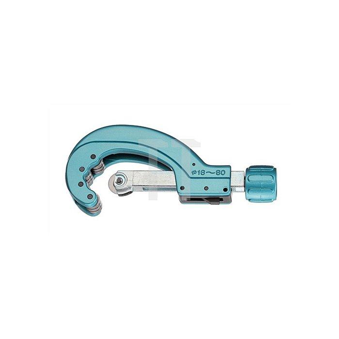 Hochleistungsrohrabschneider f.VA-Rohre 5-45mm Körper a.Alu-Druckguss