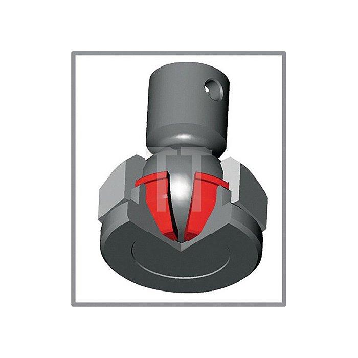 Hochleistungszwinge Spannw.300mm Ausl.140mm Spindel m. Quergriff SGM Bessey