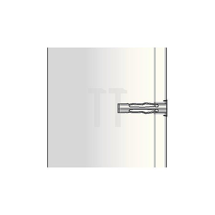 Hohlraumdübel HRM 5/32 Metall apolo MEA