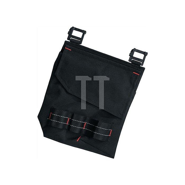 Holstertasche links Moritz 19 x 23 cm (B x H) schwarz 100% Polyamid