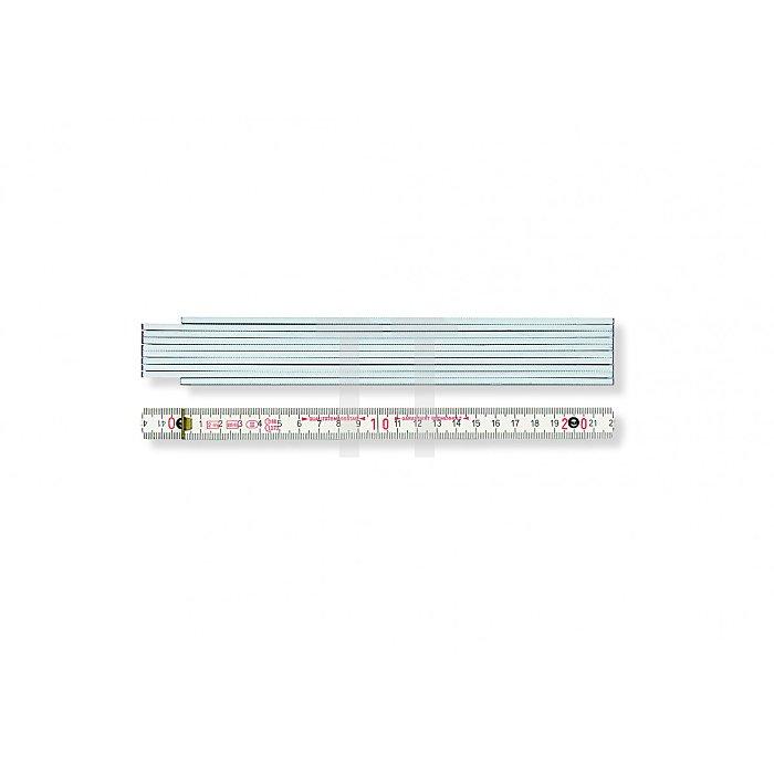 BMI Holzgliedermaßstab, Länge 2 m, mm 979806200