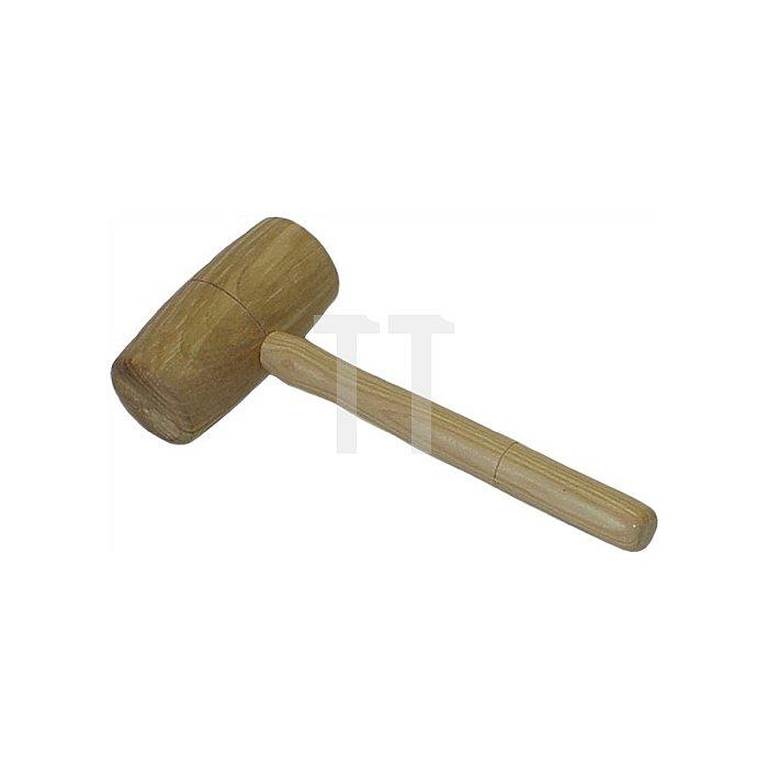 Holzhammer D.70mm 500g Rotbuche