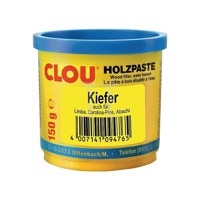 Holzpaste wasserverdünnbar 150g Nr. 3 kiefer Clouth