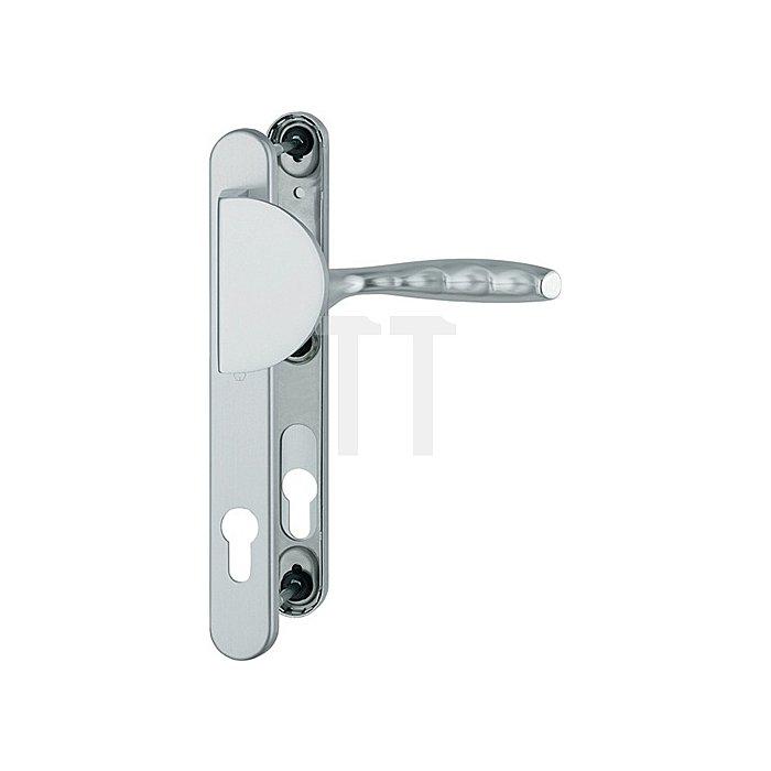 Hoppe Profiltür-Wechselgrt. New York 554/3346/1810 Lochung PZ Entf. 92mm TS 67-72mm