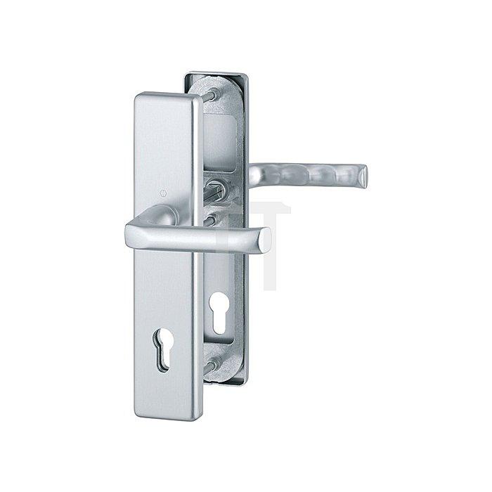 Hoppe Schutz-Drückergarnitur London 61G/2221/2220/113/ ES1 SK2 PZ Vierkant 10mm F1