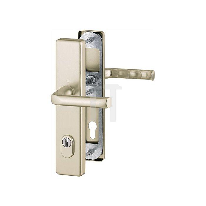 Hoppe Schutz-Drückergarnitur London 61G/2222ZA/2220/113 ES1 SK2 ZA PZ VK 10mm