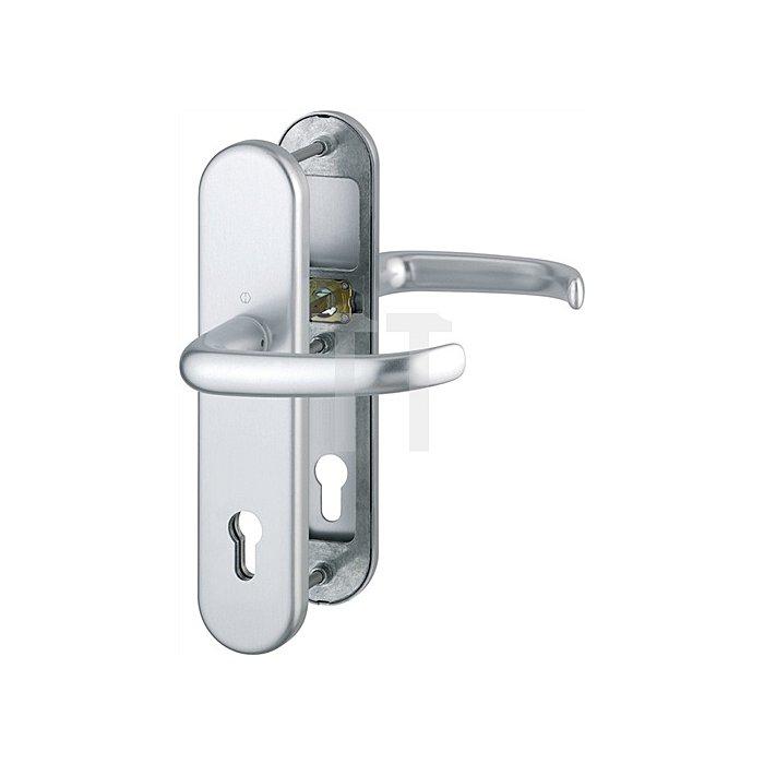 Hoppe Schutz-Drückergarnitur San Francisco 1301/3331/3310 PZ VK 10mm Entf. 92mm