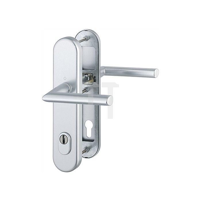 Hoppe Schutz-Drückergarnitur Stockholm1140/3332ZA/3440 ES1 SK2 PZ Vierkant 8/10mm