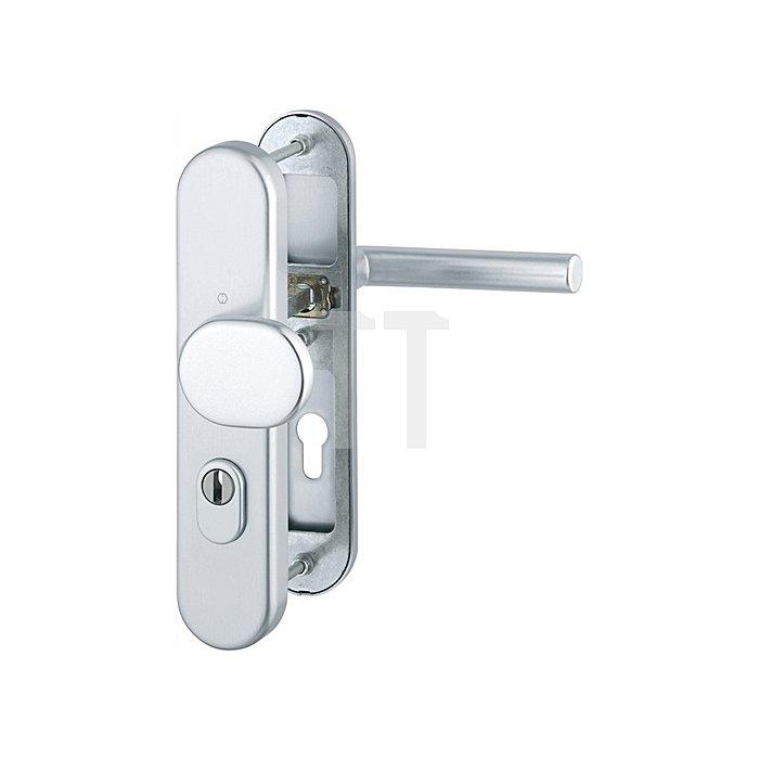 Hoppe Schutz-Wechselgarnitur Amsterdam 86G/3332ZA/3330/1400 ES1 SK2 PZ Vierkant 8mm