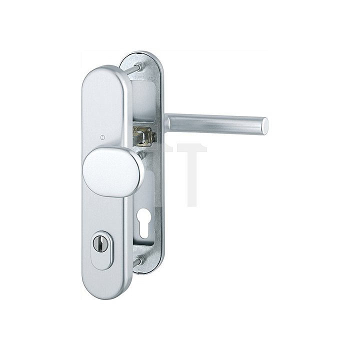 Hoppe Schutz-Wechselgarnitur Amsterdam 86G/3332ZA/3330/1400 ES1 SK2 PZ VK 8/10mm