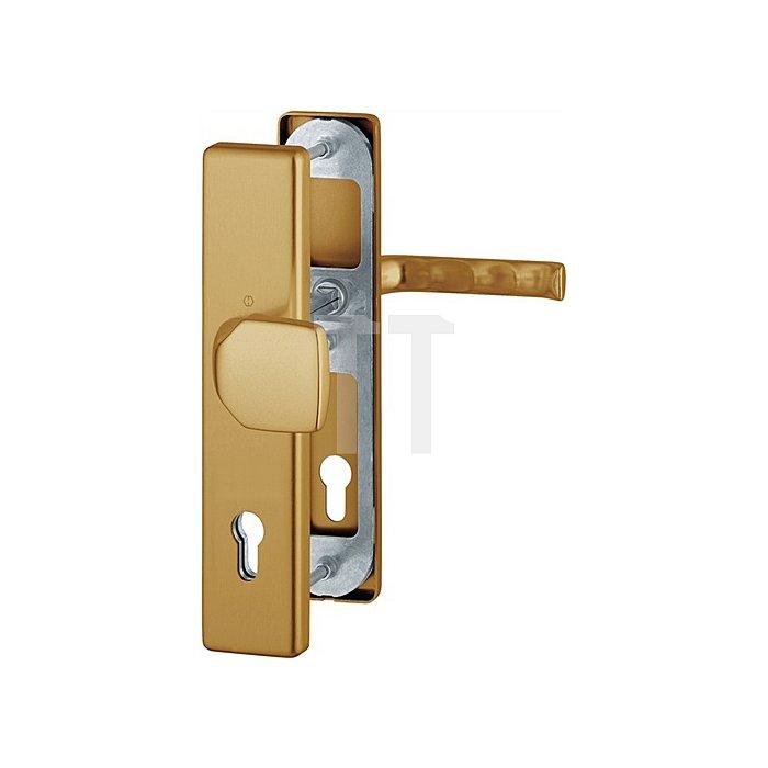 Hoppe Schutz-Wechselgarnitur London 61G/2221/2220/113 ES1 SK2 PZ Vierkant 10mm F4
