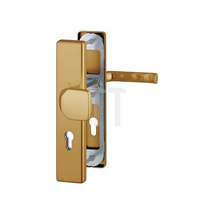 Hoppe Schutz-Wechselgarnitur London 61G/2221/2220/113/ ES1 SK2 PZ Vierkant 8mm