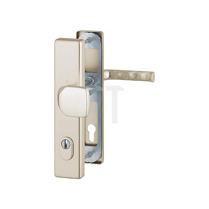 Hoppe Schutz-Wechselgarnitur London 61G/2222ZA/2220/113 ES1 SK2 ZA PZ Vierkant 10mm F2