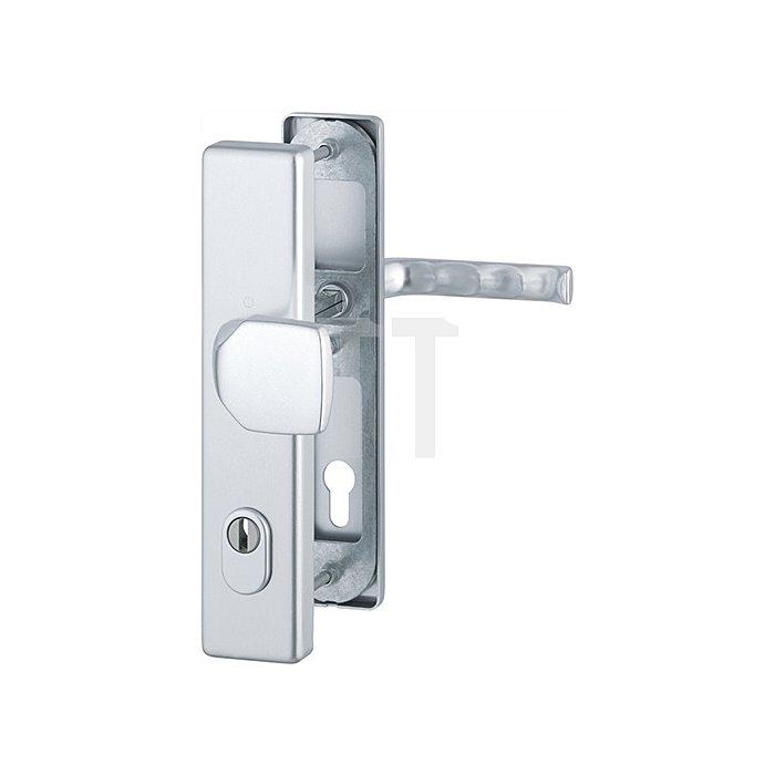 Hoppe Schutz-Wechselgarnitur London 61G/2222ZA/2220/113/ES1 SK2 PZ Vierkant 10mm