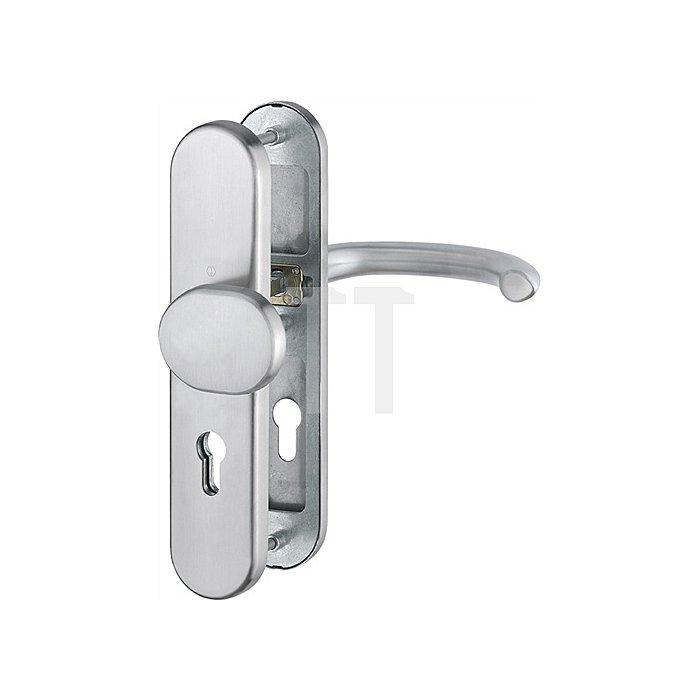 Hoppe Schutz-Wechselgarnitur Marseille E86G/3331/3330/1138Z ES1 SK2 PZ Vierkant 8mm