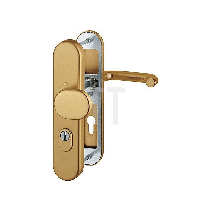 Hoppe Schutz-Wechselgarnitur Paris 86G/3332ZA/3330/138 ES1-ZA SK2 PZ Vierkant 8mm