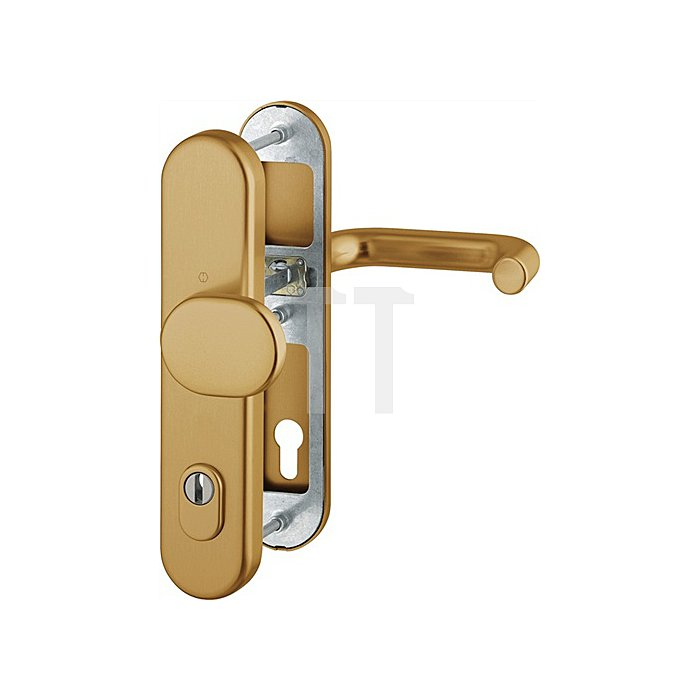 Hoppe Schutz-Wechselgarnitur Paris 86G/3332ZA/3330/138 ES1-ZA SK2 PZ VK 8/10mm F4