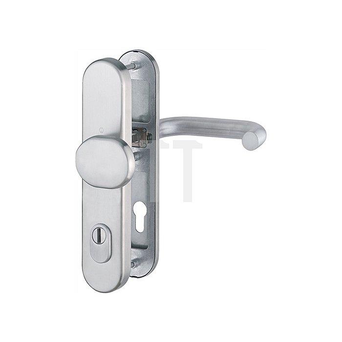 Hoppe Schutz-Wechselgarnitur Paris E86G/3332ZA/3330/138Z PZ Entfernung 92mm