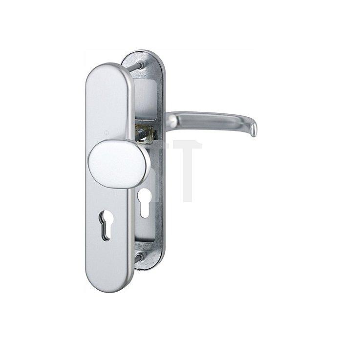 Hoppe Schutz-Wechselgarnitur San Francisco 86G/3331/3310/1301 PZ VK 8mm Entf. 72mm