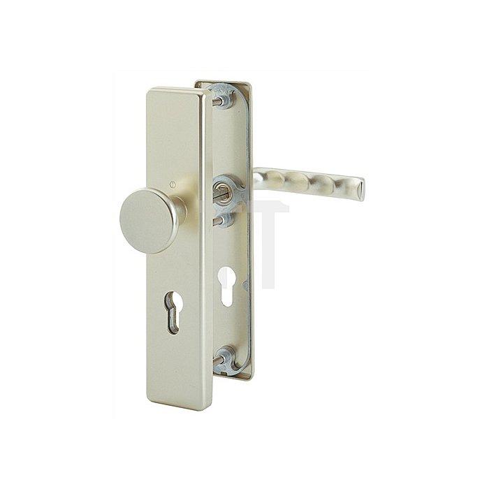 Hoppe Schutz-Wechselgrt. London 54/2222A/2440/113 ES0 PZ VK 10mm Entf. 92mm Langschild