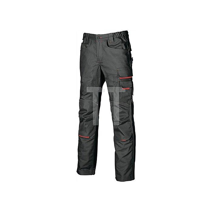 Hose Free Gr.50 schwarz/carbon EN 340-1