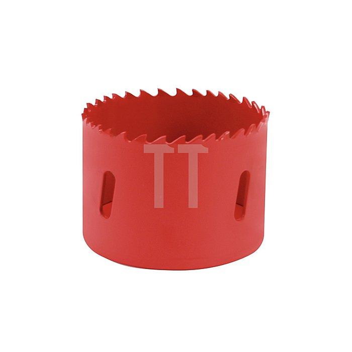 HSS-Bimetall-Lochsäge, mit variabler Zahnung Ø 49 mm