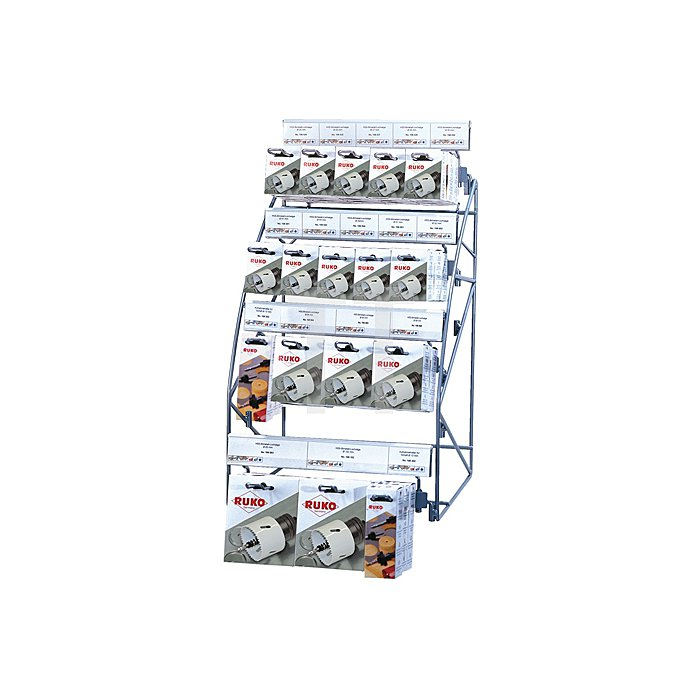 HSS Co 8-Bimetall-Lochsägen Modul in Kartonverpackung