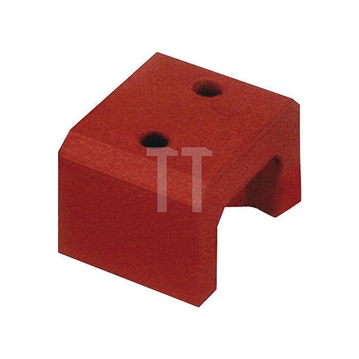 Hufeisenmagnet L.57,2xB.34,9xH.44,5mm stark Haftkraft 235N