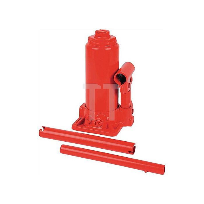 Hydraulikwagenheber 5t Hub-H.140mm H.min.200/max.400mm GS