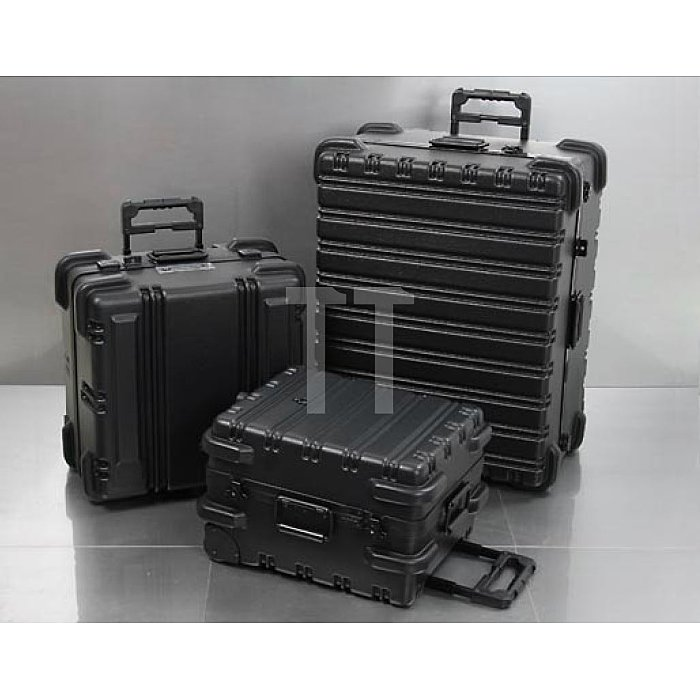 Industrie- Transportkoffer Chicago-Case Trolley Bruchsicherer und Flugtaugl.