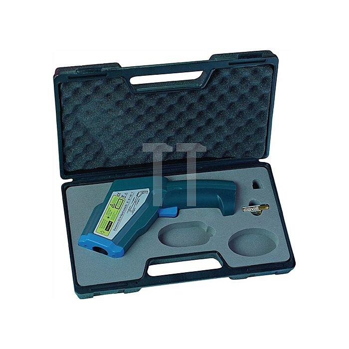 Infrarot Thermometer mit Doppel-Laservisier Messbereich