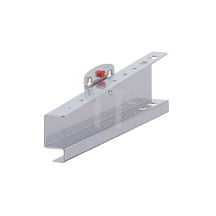 Innensechskanthalter f.9Schlüssel H.50/70xB.200xT.25mm D.1-11mm