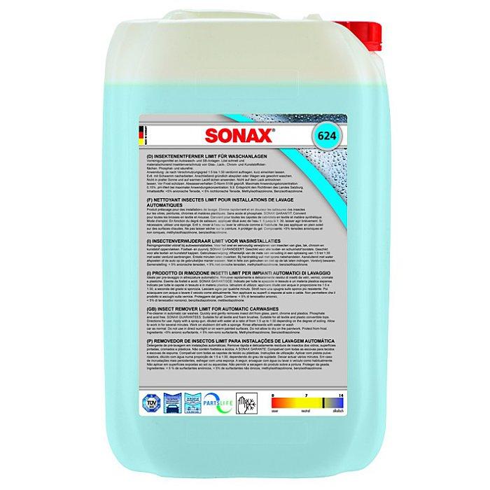 InsektenEntferner für Waschanlagen Reinigung Auto 25 Liter