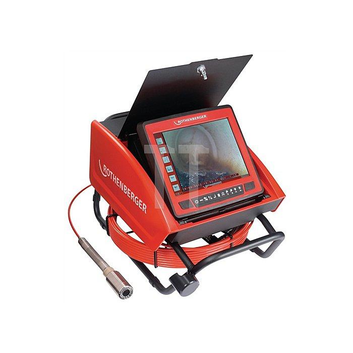 Inspektionskamera ROCAM® 3 Multimedia Kamerakopf D.30mm 25 LEDs Rothenberger
