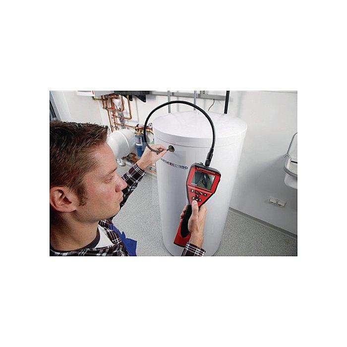 Inspektionskamera ROSCOPE 1000 mit Schwanenhals