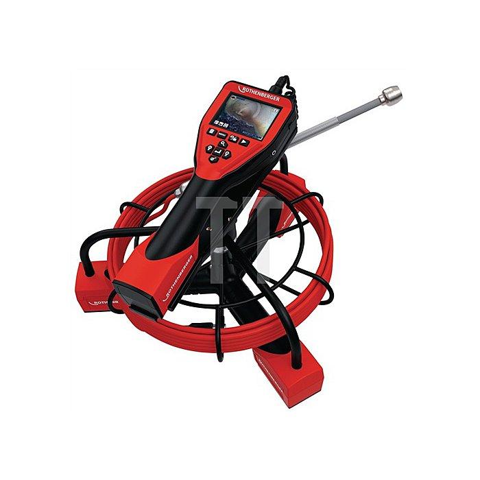 Inspektionskamera ROSCOPE® 1000 Set Pipe 25/16 + Modul TEC Rothenberger