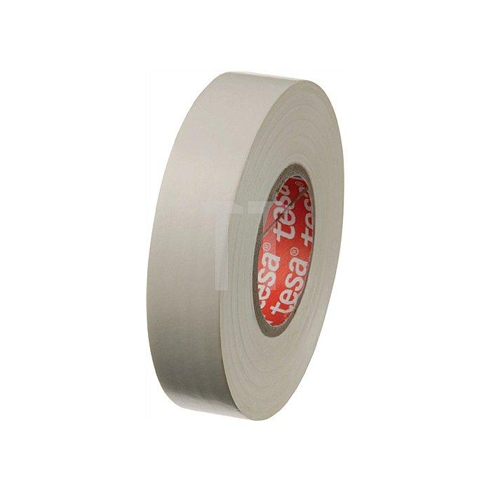 Isolierband 4163 Länge 33m Breite 50mm grau Weich-PVC-Folie tesa