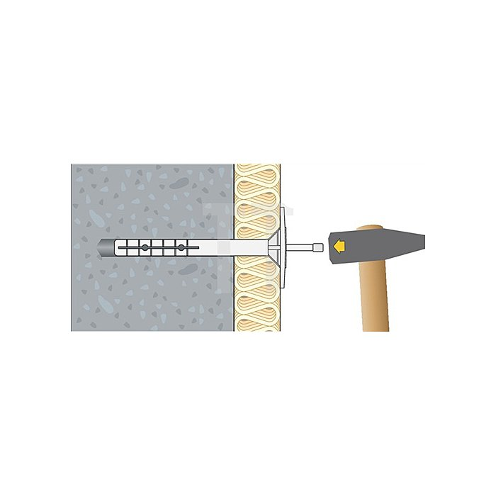 Isolierplattenduebel IPD 10x120 apolo MEA