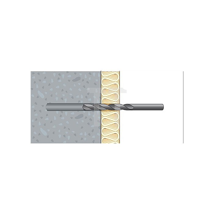 Isolierplattenduebel IPD 10x160 apolo MEA