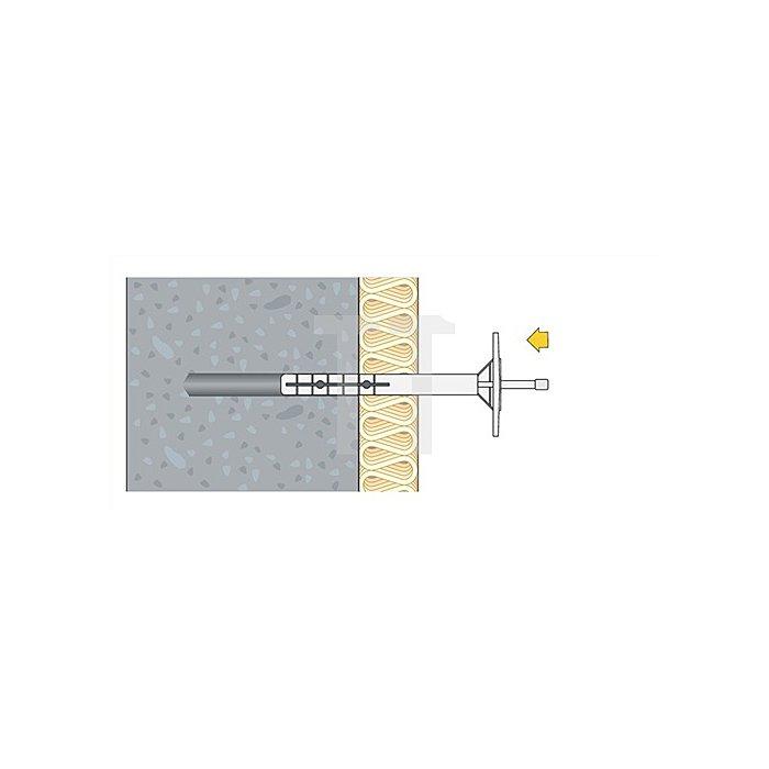 Isolierplattenduebel IPD 8 x 175 apolo MEA
