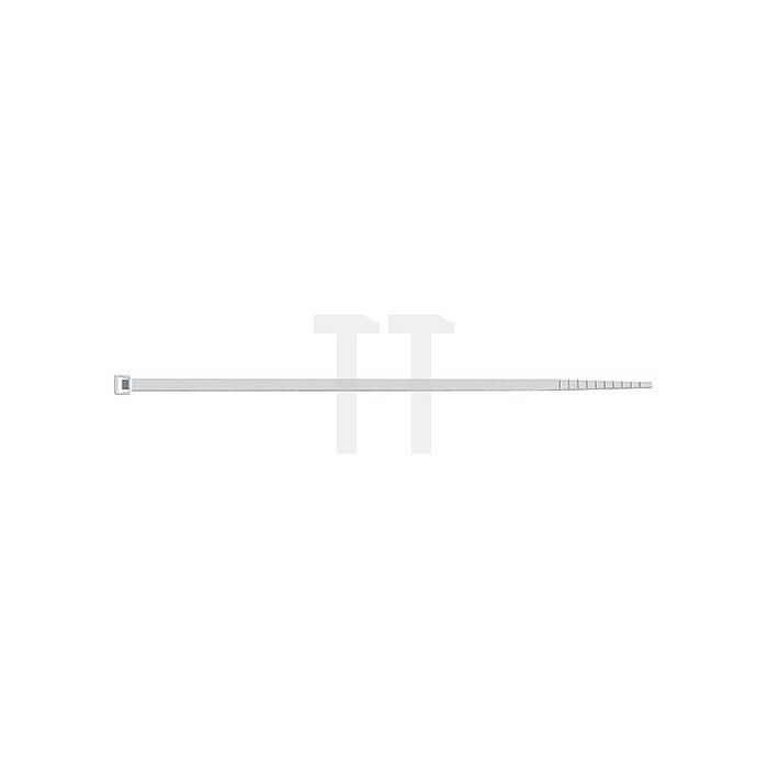 Kabelbinder L.360mm B.7,5mm Bündel-D.101mm Farbe natur PA SEPI SELCO